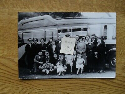 BUS PHOTO POTTERIES MOTOR TRACTION CVT 35  STOKE On TRENT • 0.99£