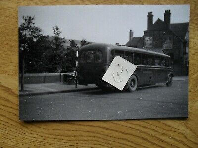 BUS PHOTO MAINWARING  RF 9932 AUDLEY To POTTERIES STOKE On TRENT • 0.99£