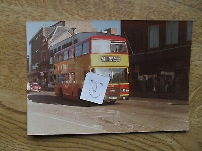 BUS PHOTO POTTERIES MOTOR TRACTION A733 GFA  STOKE On TRENT • 0.99£