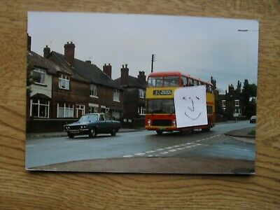 BUS PHOTO POTTERIES MOTOR TRACTION KRE 643P STOKE On TRENT • 0.99£