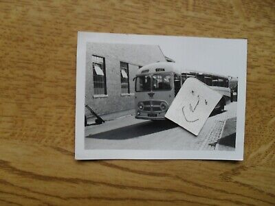 BUS PHOTO  POTTERIES MOTOR TRACTION 149 LRF Ex ROWBOTHAM STOKE On TRENT • 0.99£
