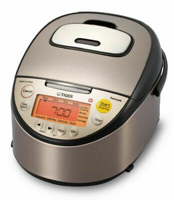 AU595 • Buy Tiger 5.5 Cup Induction Heating Rice Cooker JKT-S10A