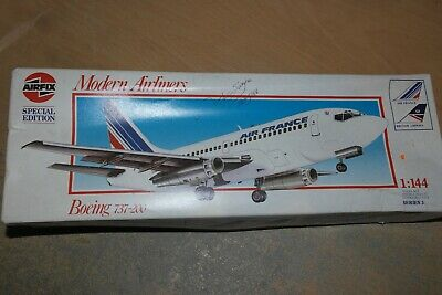 Airfix 1:144 Boeing 7372200  Box And Instruction Only   Spares  • 6.79£