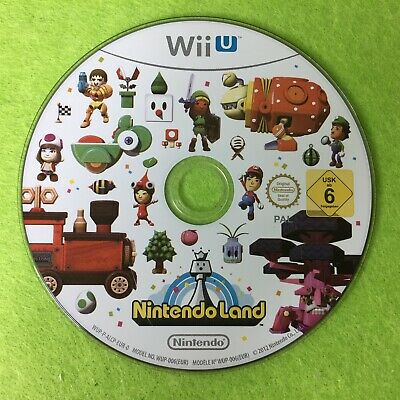 AU7.50 • Buy Nintendo Land | Nintendo Wii U | Warranty | FastnFree Shipping