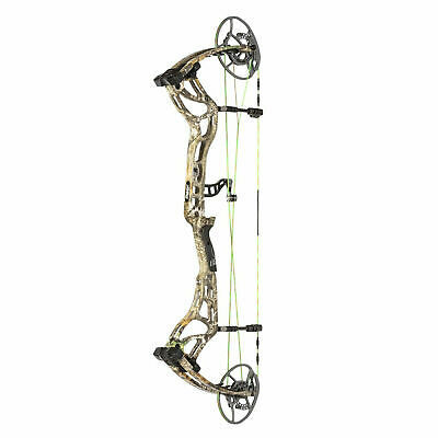 $ CDN1124.81 • Buy Bear Archery Kuma 30 Compound Bow Right Hand 70lbs - Realtree Edge