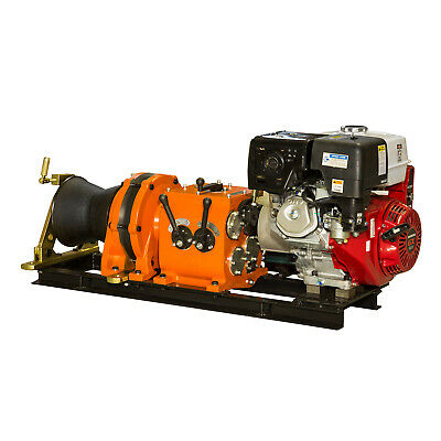 $6035.48 • Buy Prowinch 5 Ton Gas Capstan Winch 10000 Lbs With Electric Starter