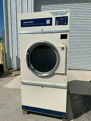 $1959 • Buy DEXTER Commercial Coin Op Dryer 55LB GIANT LOAD P/N: DRC55  [RECONDITIONED]