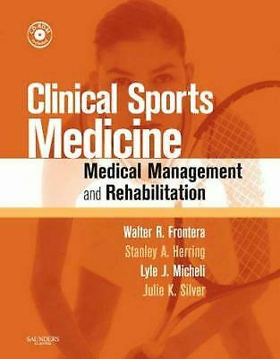 £158.01 • Buy Clinical Sports Medicine : Medical Management And Rehabilitation