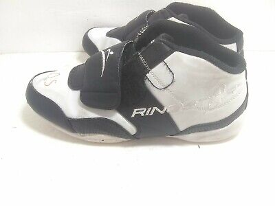 $23.09 • Buy Ringstar Martial Arts Sparring Shoe White & Black Size 8