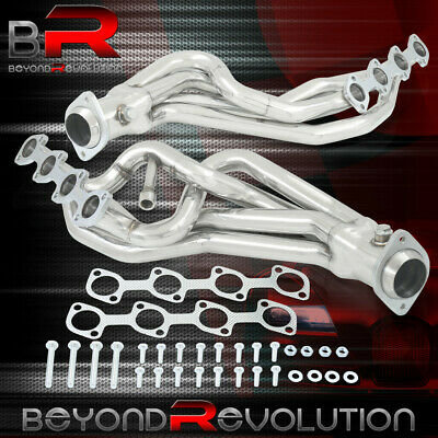 $166.99 • Buy Stainless Long Tube Racing Manifold Header/Exhaust For 96-04 Ford Mustang Gt