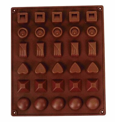 Silicone Chocolate Moulds Candy Cool Unique Shape Maker Jelly Ice Cube Mold Tray • 3.60£