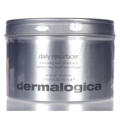 £37.73 • Buy Dermalogica Daily Resurfacer 35 Pouches/1 Tin
