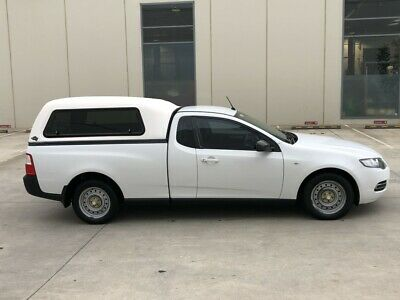 AU12000 • Buy Ford Falcon Fg Ute 2013 Lpg Only 108000kms Super Clean Canopy, Dedicated Gas