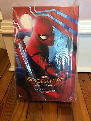 $300 • Buy Hot Toys MMS425 Spiderman Homecoming MIB 1/6 Scale