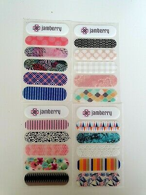 AU3 • Buy Jamberry Sample Sheet