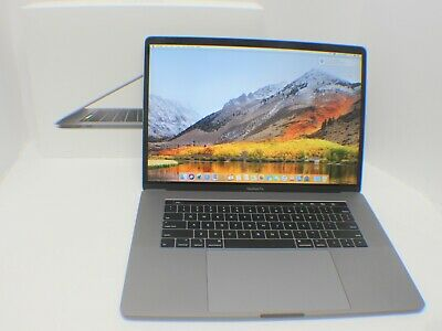 $1025 • Buy Apple MacBook Pro 15.4  A1990 MR932LL/A 16GB 256GB SSD Core I7 2018 Laptop W/Box