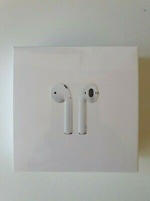 AU170.50 • Buy Apple AirPods 2nd Generation With Charging Case - Brand New - Still Packaged