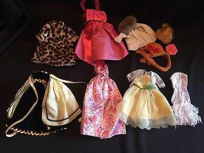 $ CDN16.90 • Buy Vintage Barbie Style Clothes, Mixed Lot, 10+ Pieces