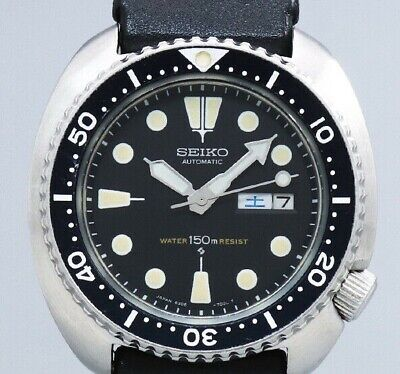 $ CDN2666.80 • Buy SEIKO 150m Diver 3rd Model 6306-7001 Automatic Winding Vintage Watch 1977's