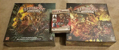 AU469.99 • Buy Zombicide Green Horde Kickstarter Exclusive Pledge Compatible With Black Plague