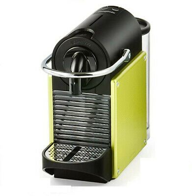 View Details Nespresso Pixie Coffee Machine Coffee Maker Magimix Electric Green 19 Bar • 159.99£