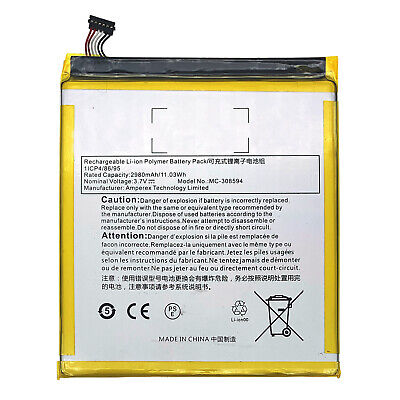 $14.99 • Buy Battery For Amazon Kindle Fire 7  5th Generation SV98LN (2015 Year) MC-308594