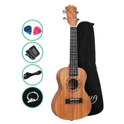 AU102.95 • Buy ALPHA Tenor Ukulele Mahogany Accessories Pack