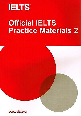 £7.99 • Buy Official IELTS Practice Materials 2 With DVD By University Of Cambridge ESOL NEW