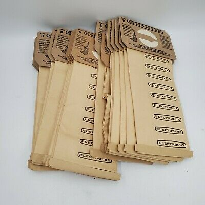 $26.99 • Buy Lot Of 17 New Electrolux Vacuum Bags Style U Genuine OEM