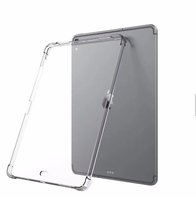 AU9.95 • Buy CLEAR Silicone TPU Bumper Case Cover IPad PRO 9.7 , 10.5 , 11  (1st), 12.9 (3rd)