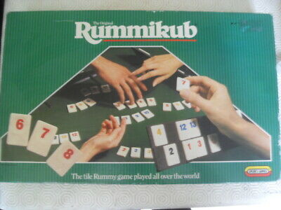 Original Rummikub Game Spare Replacement Tiles Full Size Choose from list