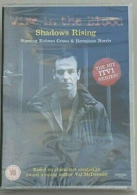 £1.49 • Buy Wire In The Blood - Shadows Rising (DVD, 2009) Brand New & Sealed