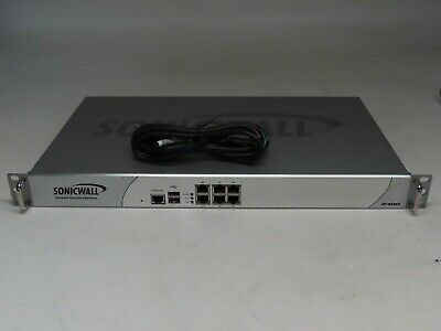 $42 • Buy SonicWall NSA2400 Network Security 1RK25-084 **90 Day Warranty, Fast Ship**