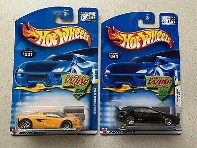 $ CDN13.59 • Buy 2001 Hot Wheels #231 Lotus Project M250 & 2002 First Editions Lotus Esprit NEW