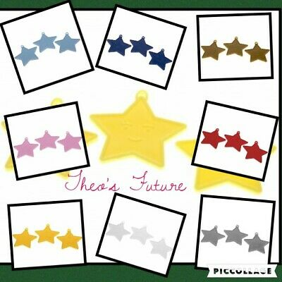 £2.79 • Buy Plastic Star Shaped Helium Balloon Weights - Wedding Birthday Party Decorations