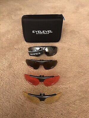 Eyelevel Interactive Shooting Interchangeable Glasses Bargain!!! • 37.50£