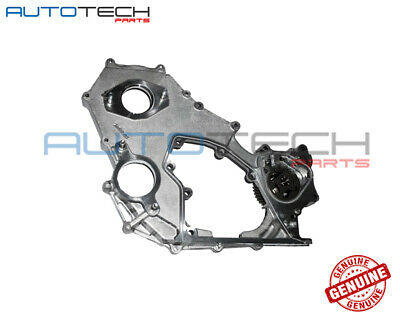 AU849.95 • Buy Toyota Landcruiser Hdj Hdb 1hd Fte Engine New Genuine Timing Gear Oil Pump Cover