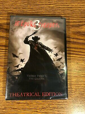 $12.99 • Buy Jeepers Creepers 3 DVD BRAND NEW SEALED HORROR MOVIE RARE THEATRICAL NOT RATED