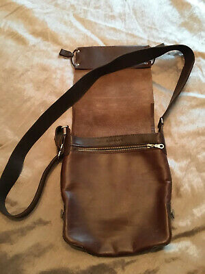 Man Bag.  (Swiss Quality) 100% Real Leather • 80£