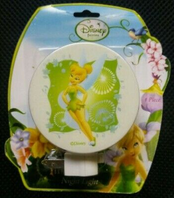 Disney Tinker Bell Night Light [ * UL LISTED WITH BULB ] IMPORTANT READ BELOW • 2.23£