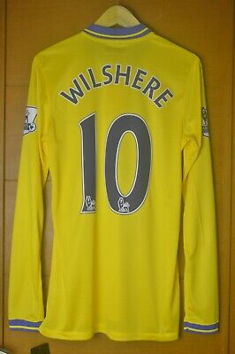 Brand New Arsenal Away 2013/14 Player Issue WILSHERE  • 120£