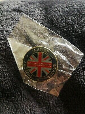 £8.99 • Buy 1 X Help For Heroes Lapel Pin Badge Inspire Enable Support