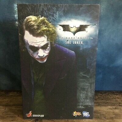 $325 • Buy Hot Toys Movie Masterpiece The Dark Knight Collectors Edition MMS68 THE JOKER