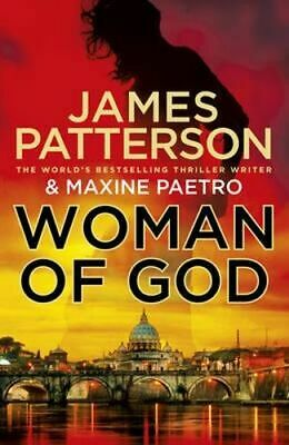 AU22.50 • Buy NEW Woman Of God By James Patterson Paperback Free Shipping