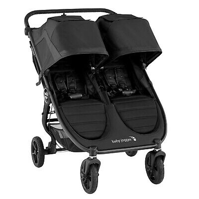 Latest New Baby Jogger® City Mini® GT2 Double Jet All Terrain Pushchair For 2 • 669£