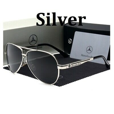 Mercedes Benz Sunglasses With Mercedes Box Men Women Polarized Driving UV400  A • 18.02£