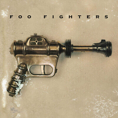 Foo Fighters - Foo Fighters Cover Poster Giclée • 4.95£