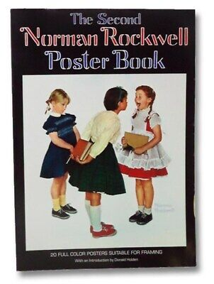 $ CDN18.58 • Buy The Second Norman Rockwell Poster Book