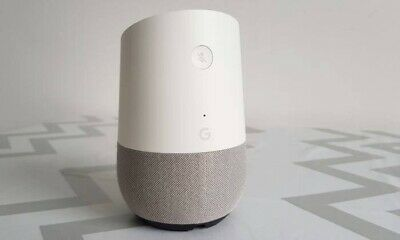 AU115 • Buy Google Home Smart Assistant - White Slate