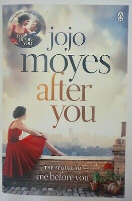 AU16 • Buy After You By Jojo Moyes (2015, Hardcover)